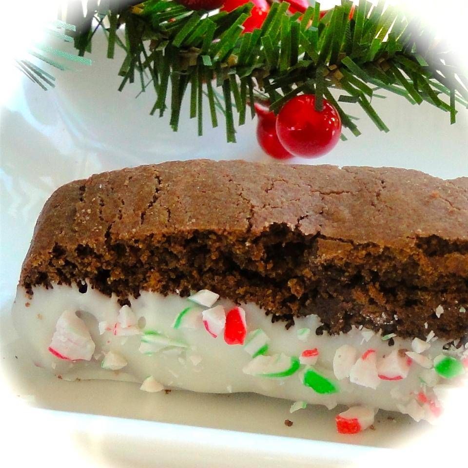 Shorecook's Chocolate Peppermint Biscotti SHORECOOK