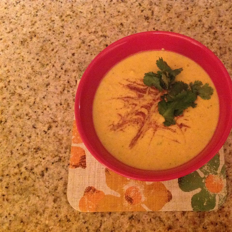 Creamy Pumpkin Soup Rayzer007