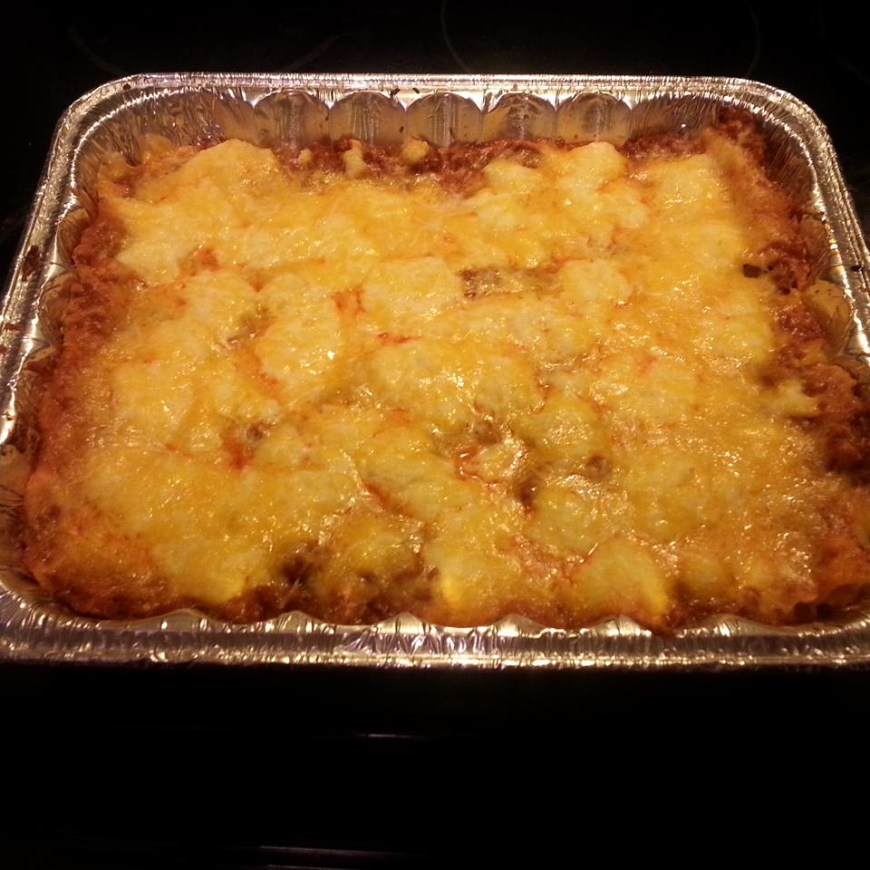 Brenda's Lasagna Domingo Gamez
