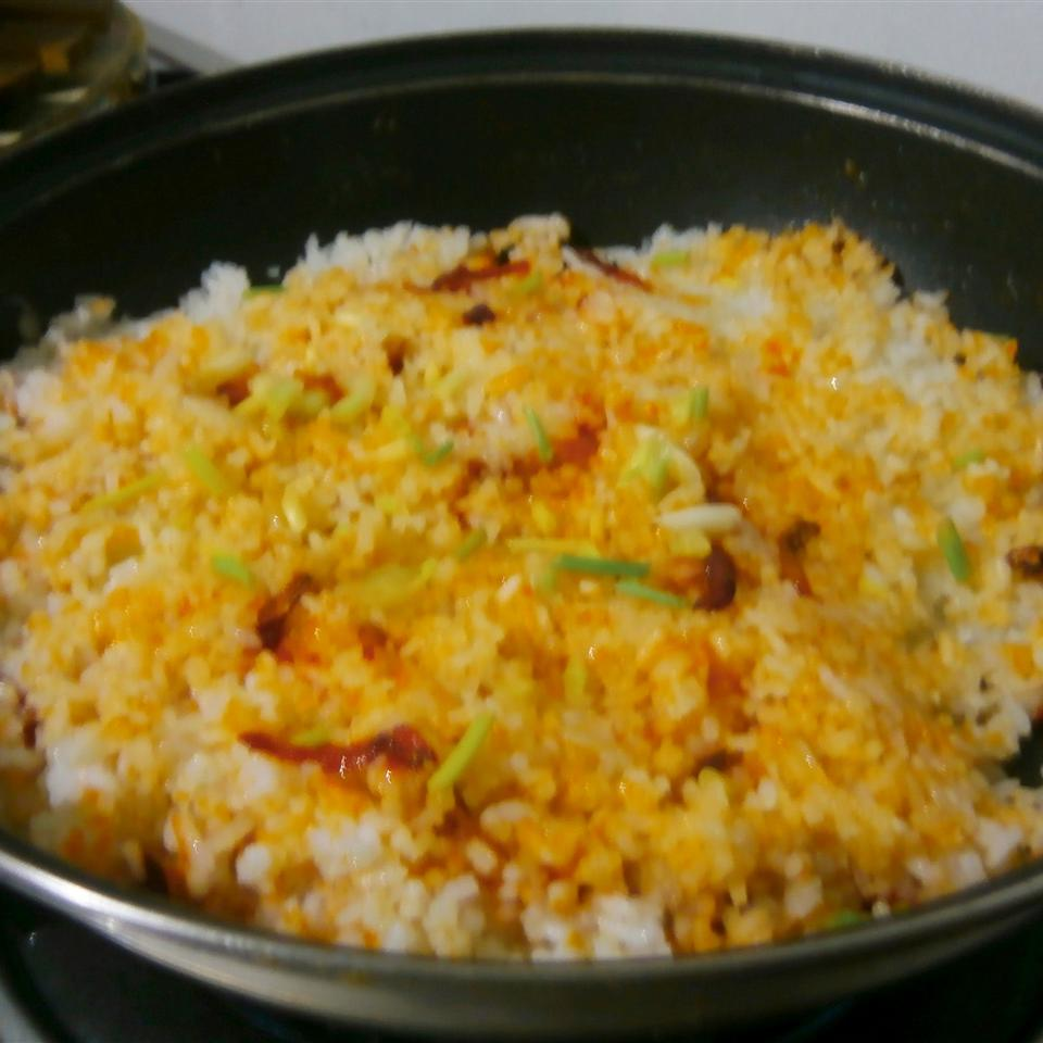 Asian Coconut Rice gardenchef