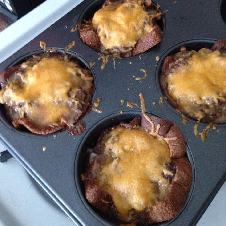 Hamburger Muffins WVU