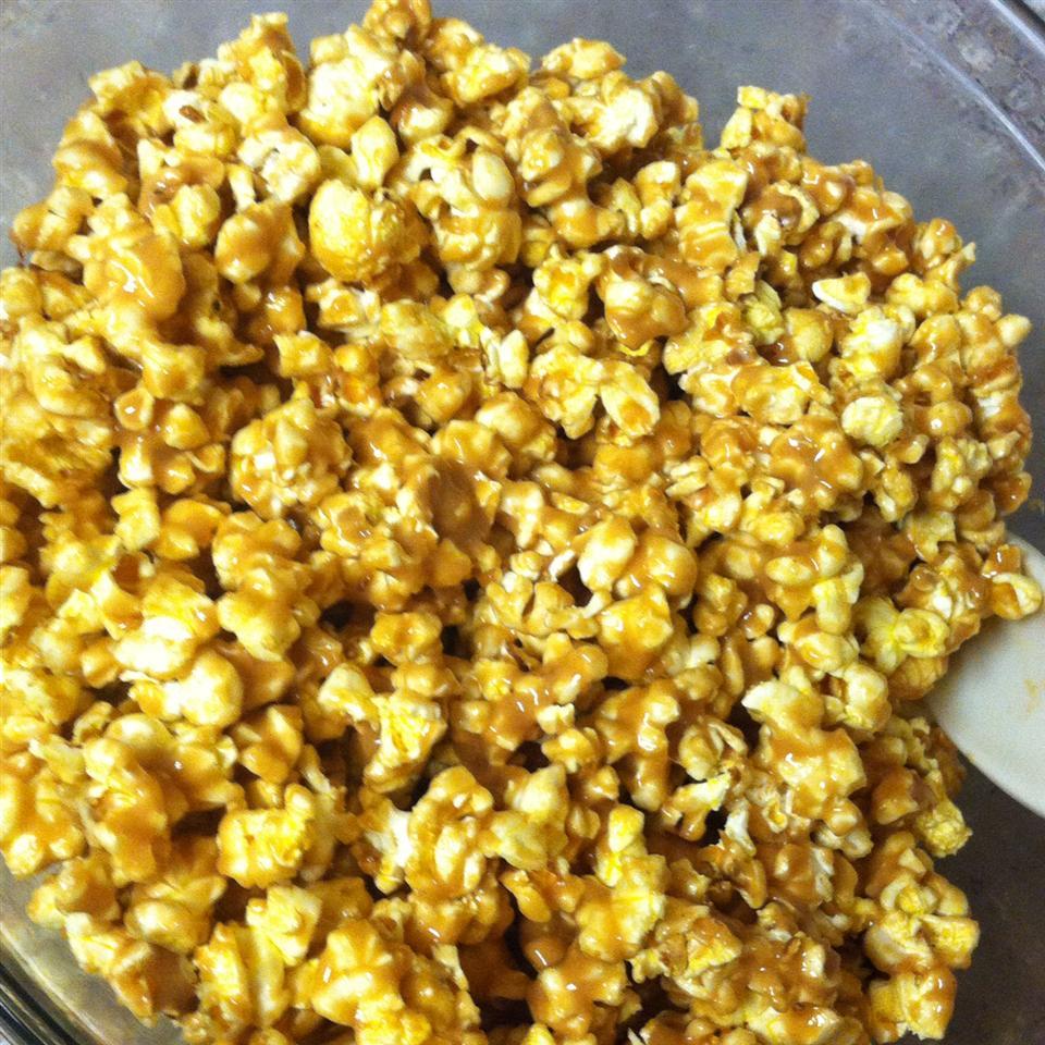 Protein Popcorn Sherri
