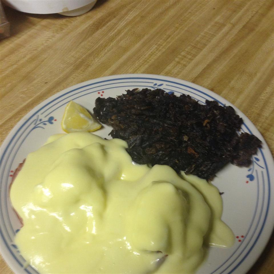 Southern Hollandaise Sauce