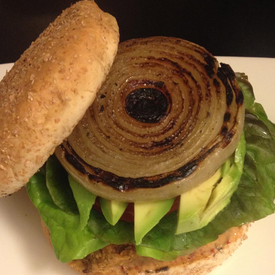 Savory Grilled Onions Jenn Harmon Jones