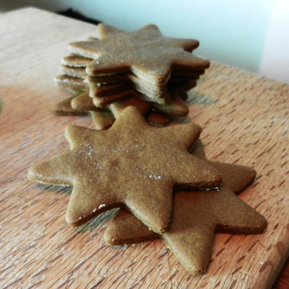 Moravian Ginger Cookies I
