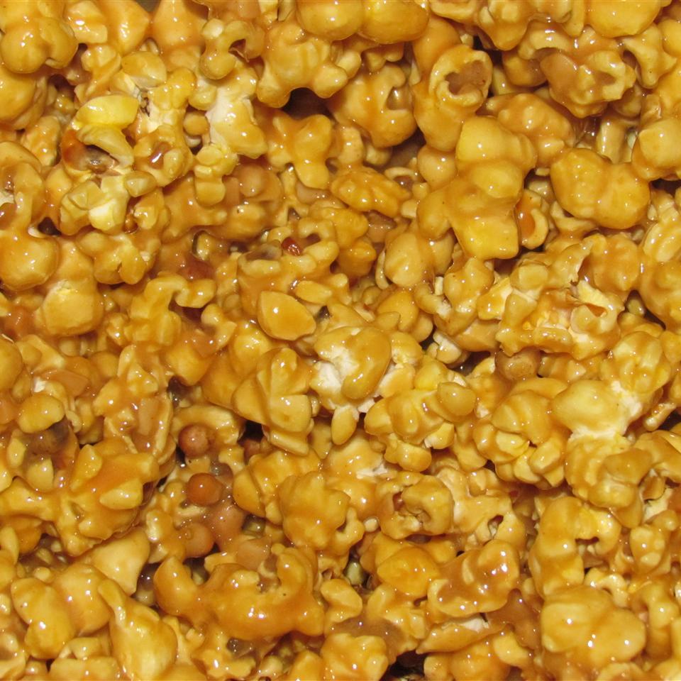 Peanut Butter Popcorn travelingguitargirl