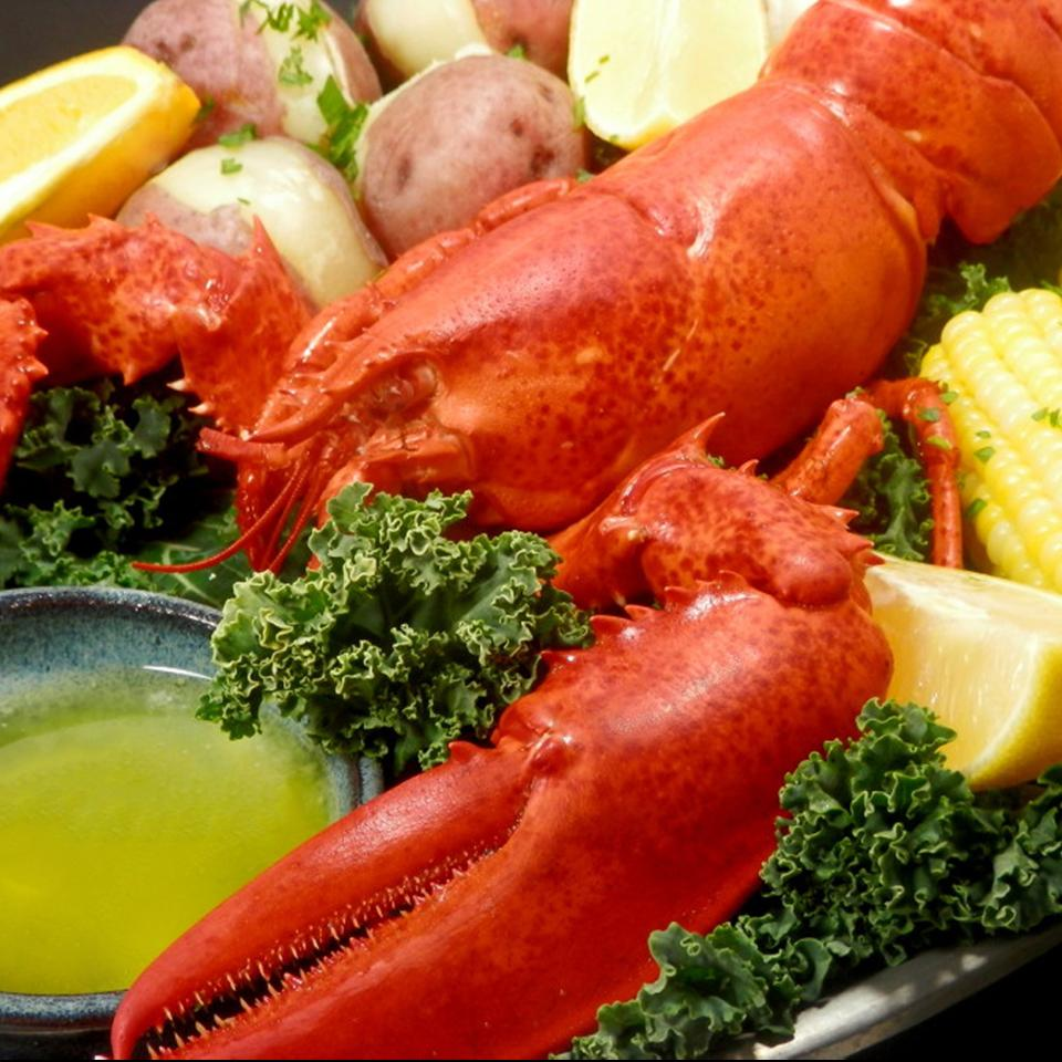 Boiled Lobster Nanby
