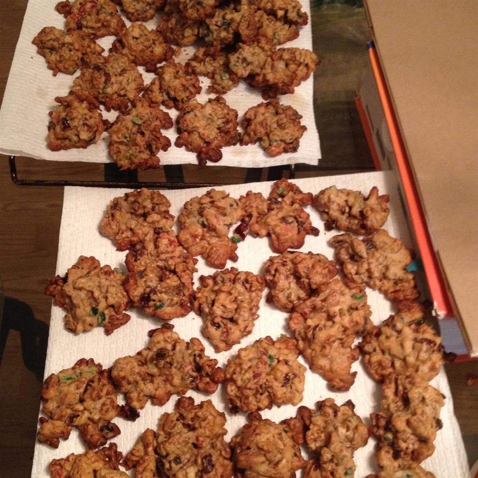 My Grandma's Fruitcake Cookies ellisaja