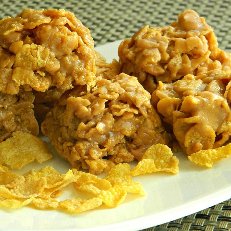 Peanut Butter Crispies I Cathie