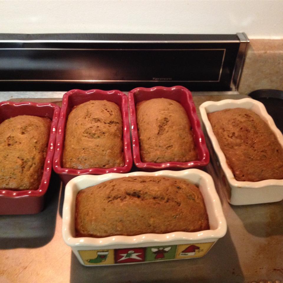 Zucchini Gingerbread erikalynn4