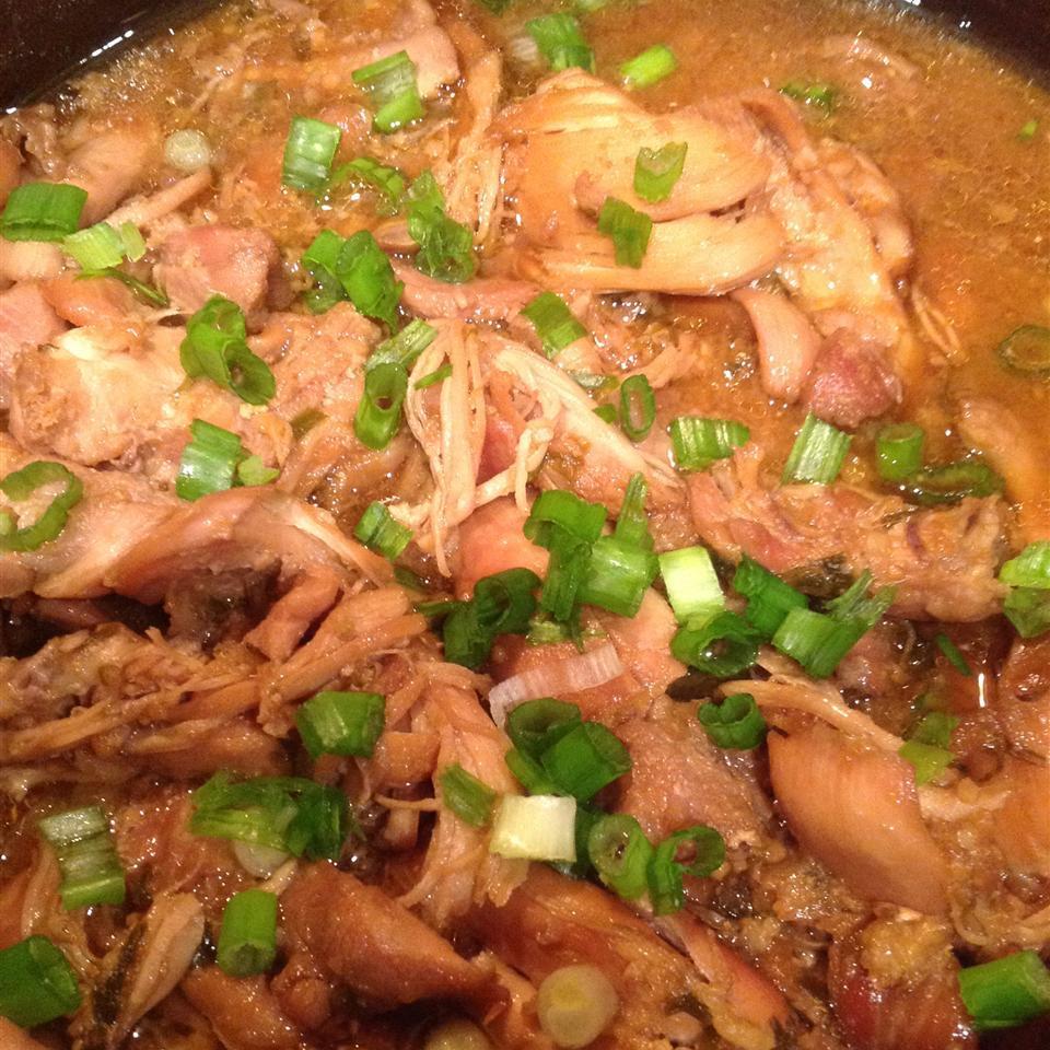 Chicken Fricassee CaliAngel