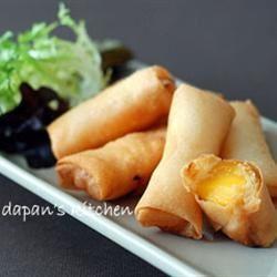 Mango Spring Roll dapan