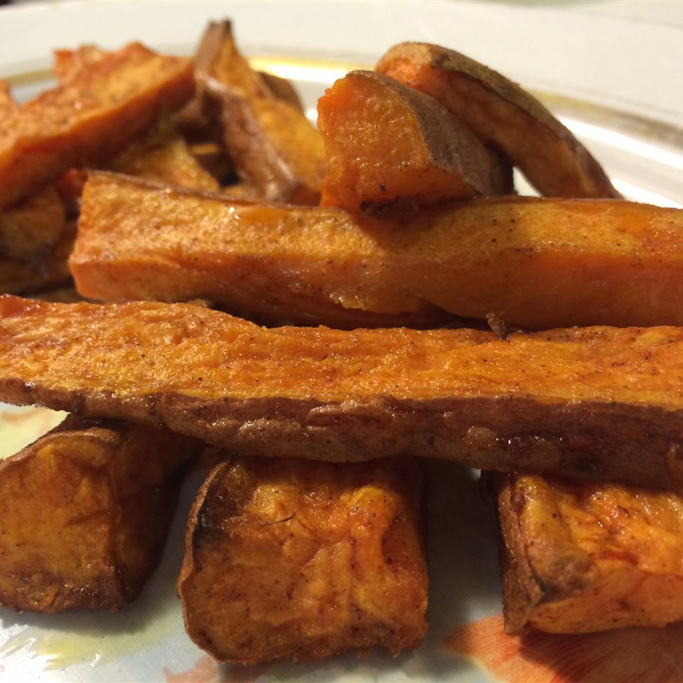 Baked Sweet Potato Sticks Doug Weist