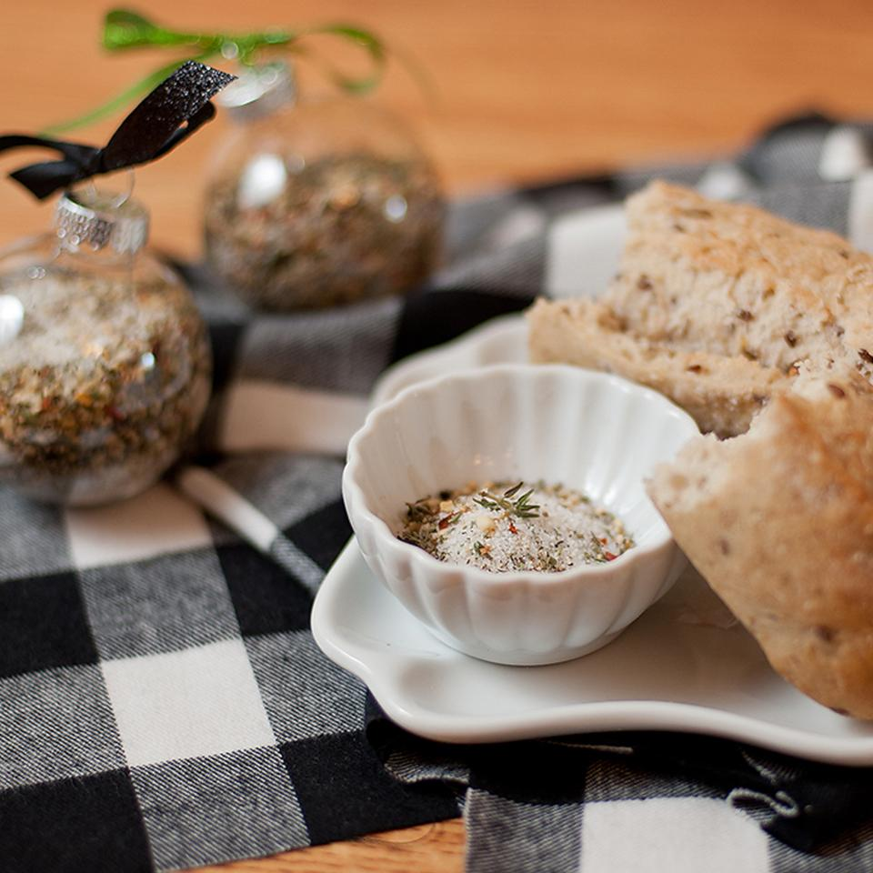 Homemade Herb Salt