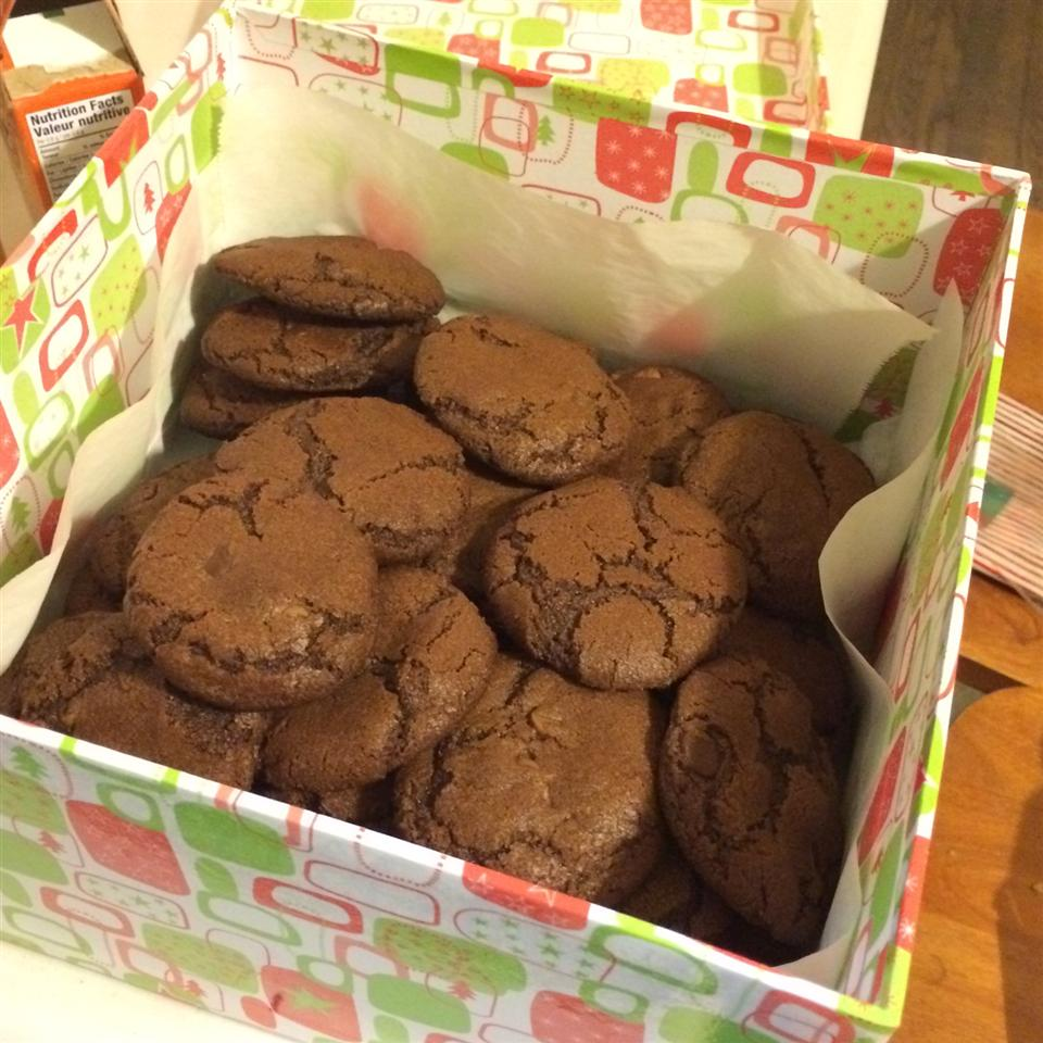 The Best Double Chocolate Chip Cookie ginnyt