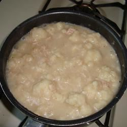 Quick and Super Easy Chicken and Dumplings Heather