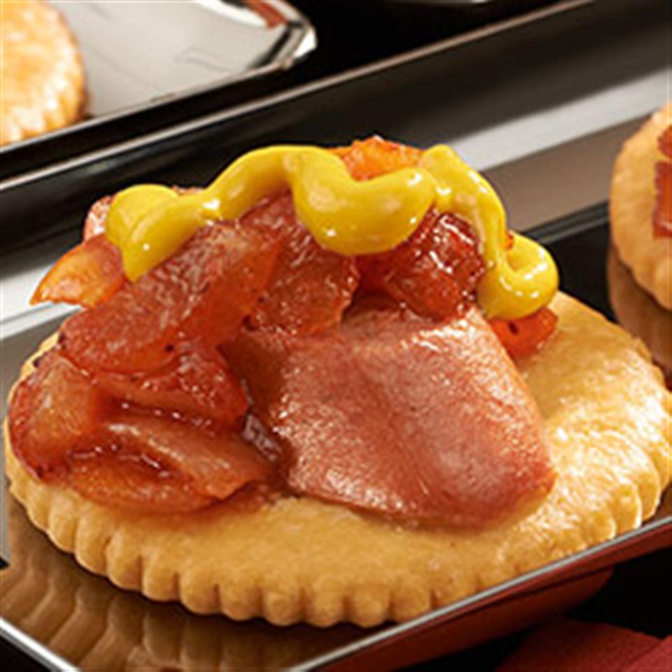 RITZ Push-Cart Hot Dog Bites Trusted Brands
