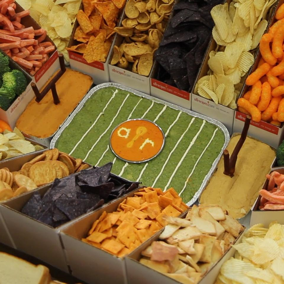 Pile High Snack Stadium