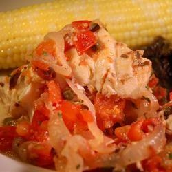 Sea Bass Cuban Style cookin'mama