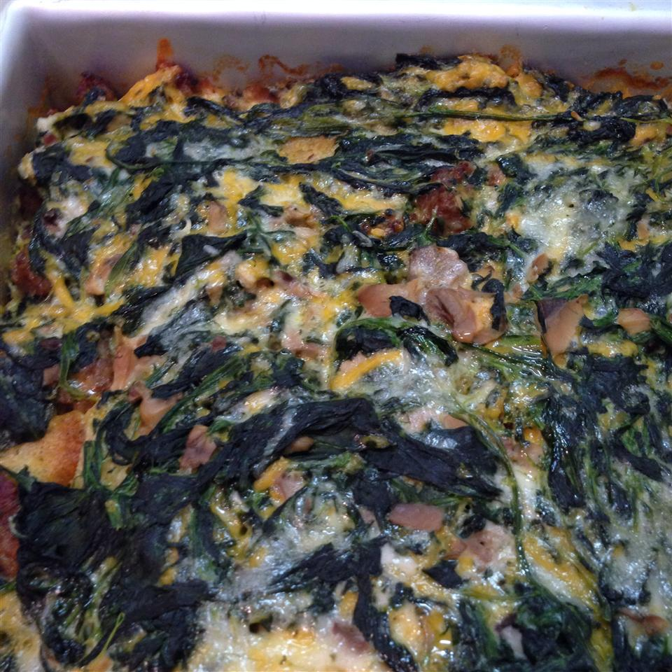 Easy Breakfast Casserole from Country Crock® Gina
