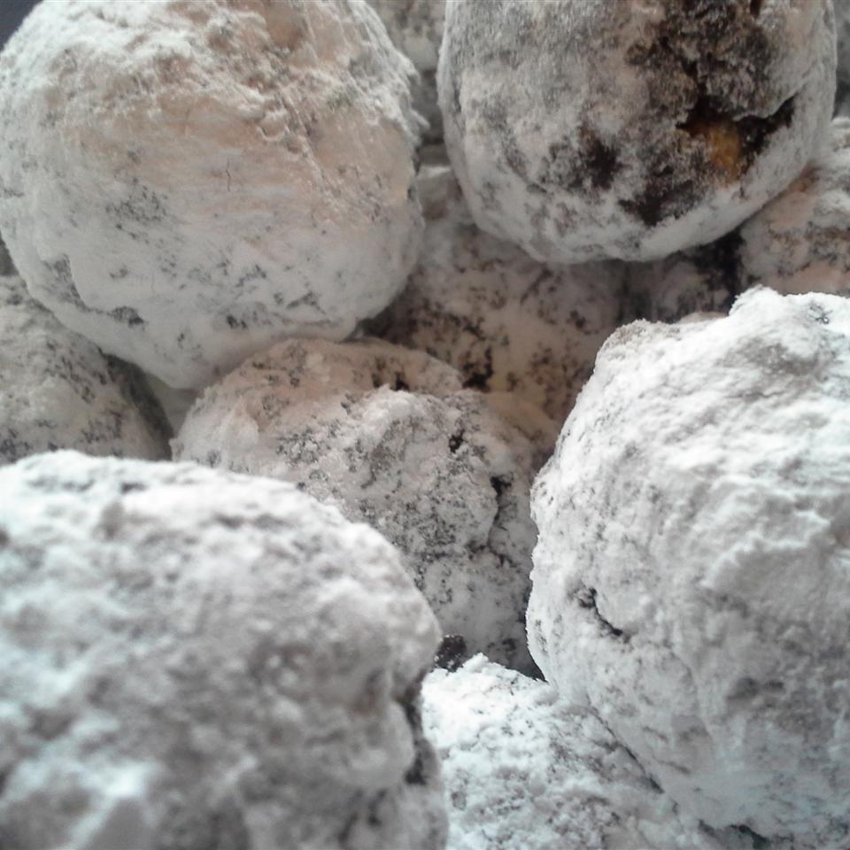 Chocolate Rum Balls I
