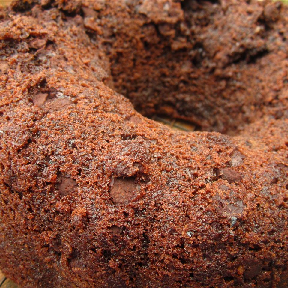 Chocolate Yum Yum Cake pomplemousse