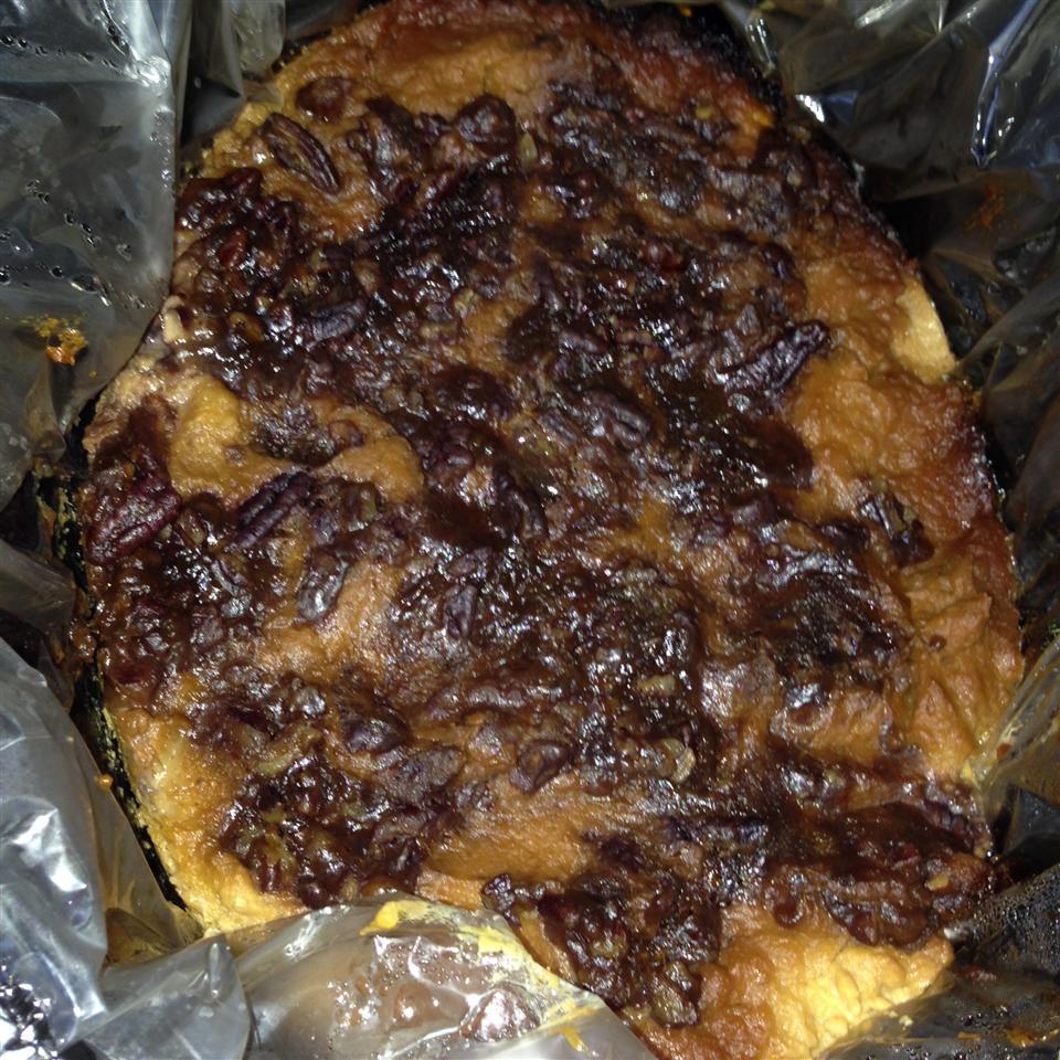 Slow Cooker Sweet Potato Casserole Chondra Smith Taylor