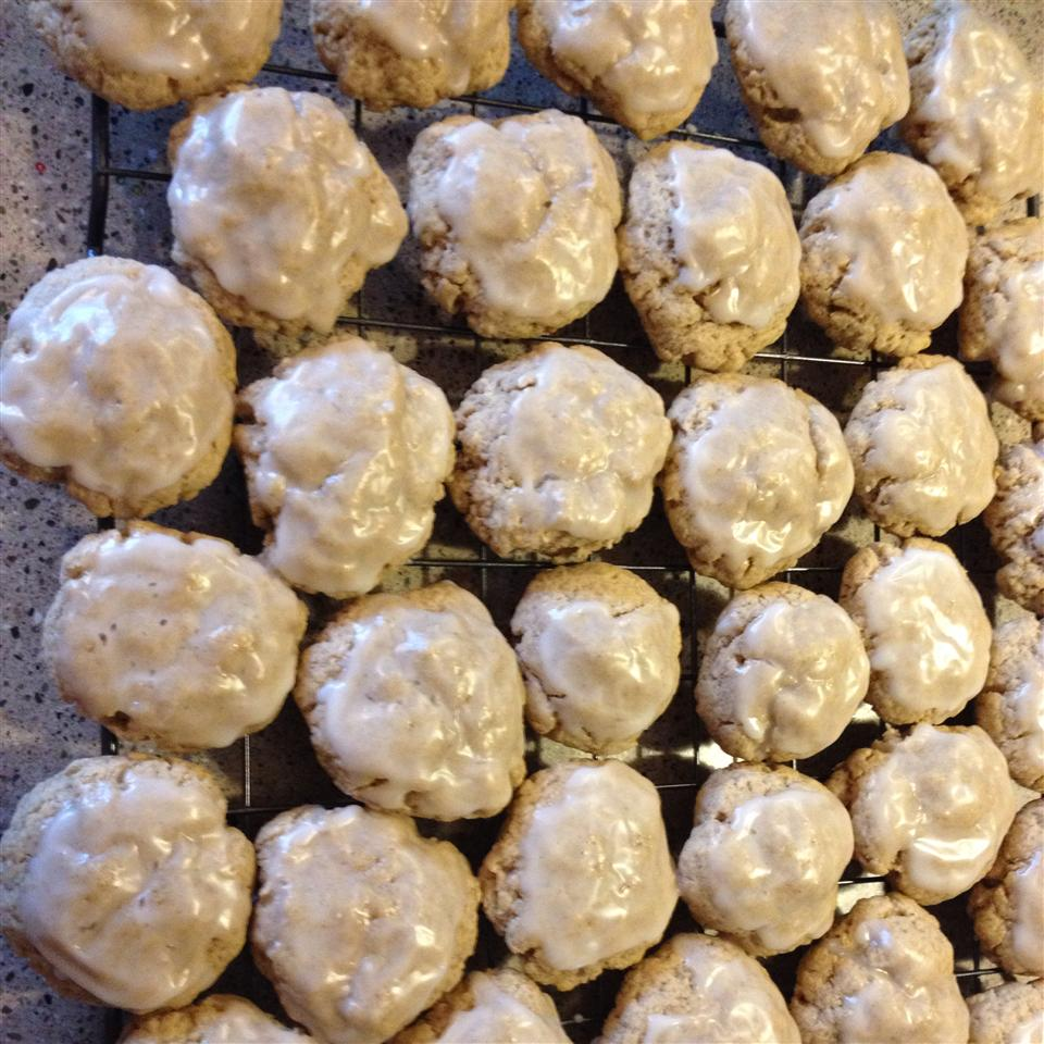 Italian Anisette Cookies