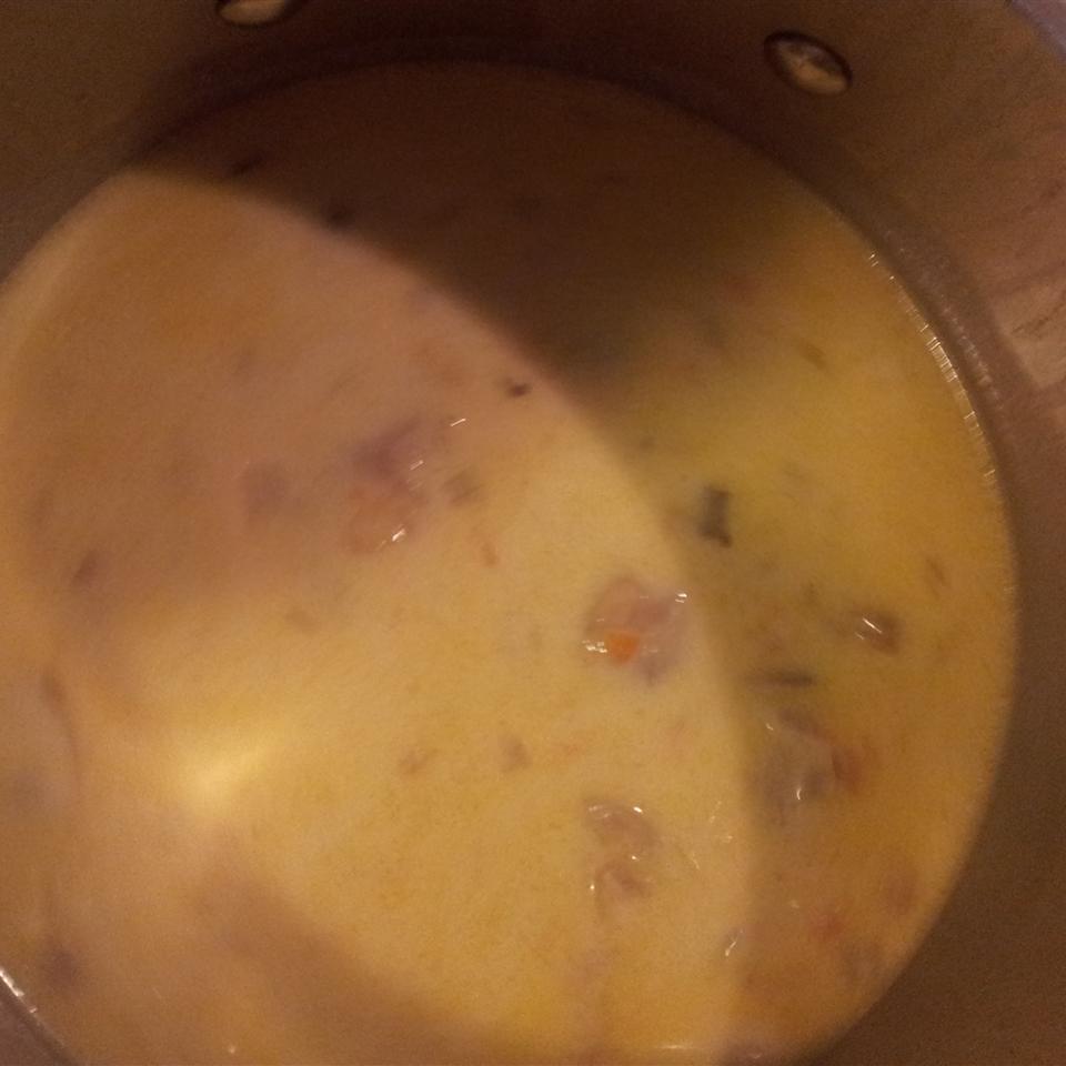 Elegant Oyster Soup GSRapunzel
