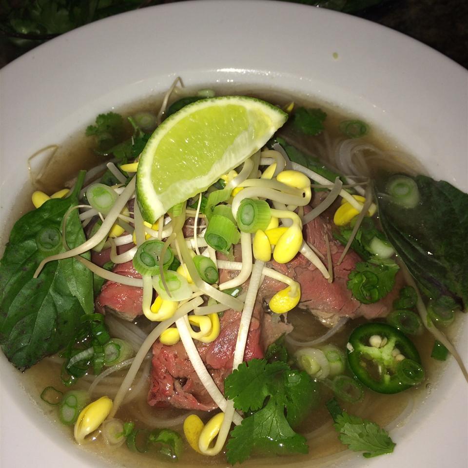 Vietnamese Beef Pho Robin Effler