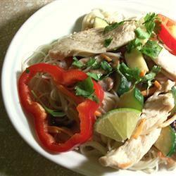 Thai Curry Chicken SAJA2003