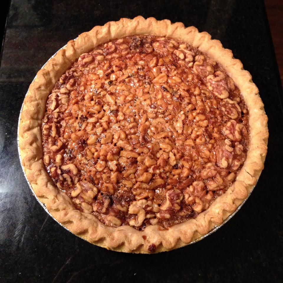 English Walnut Pie RJ