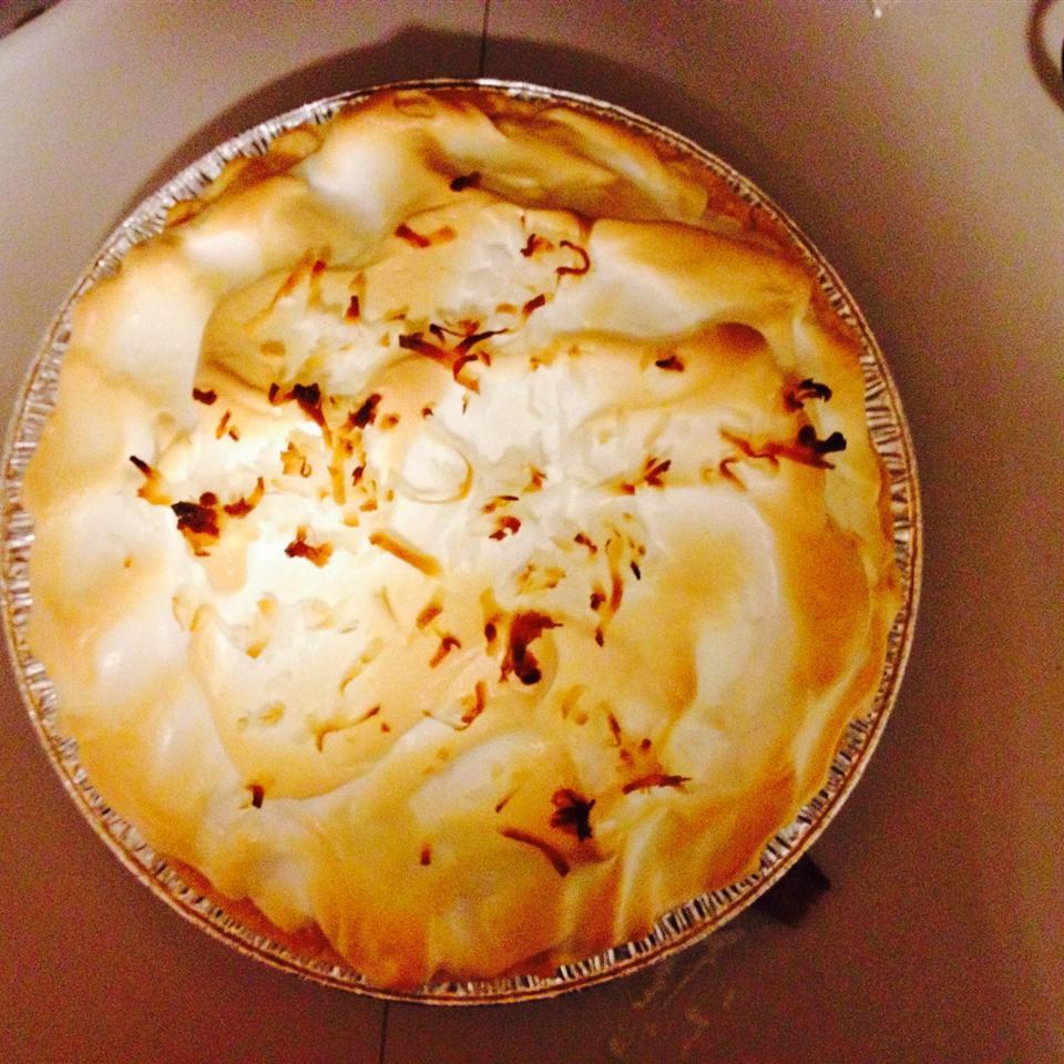 Coconut Cream Pie IV