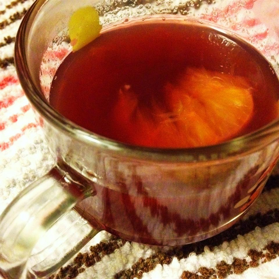 Cozy Mulled Wine