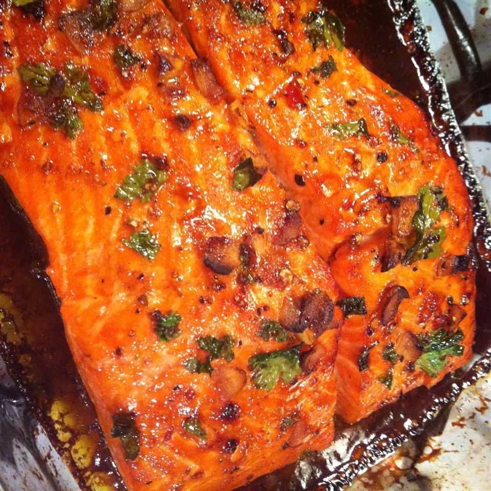 Lemon-Pepper Salmon II