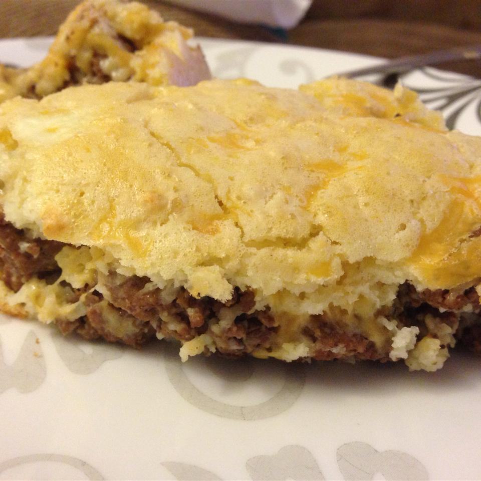 Herald's Impossibly Easy Cheeseburger Pie Herald