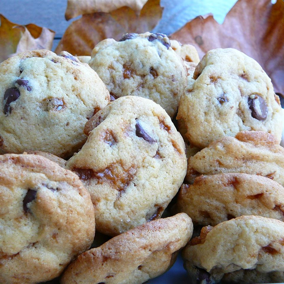 Firefighter's Favorite Chocolate Chip Cookie Dina Fine