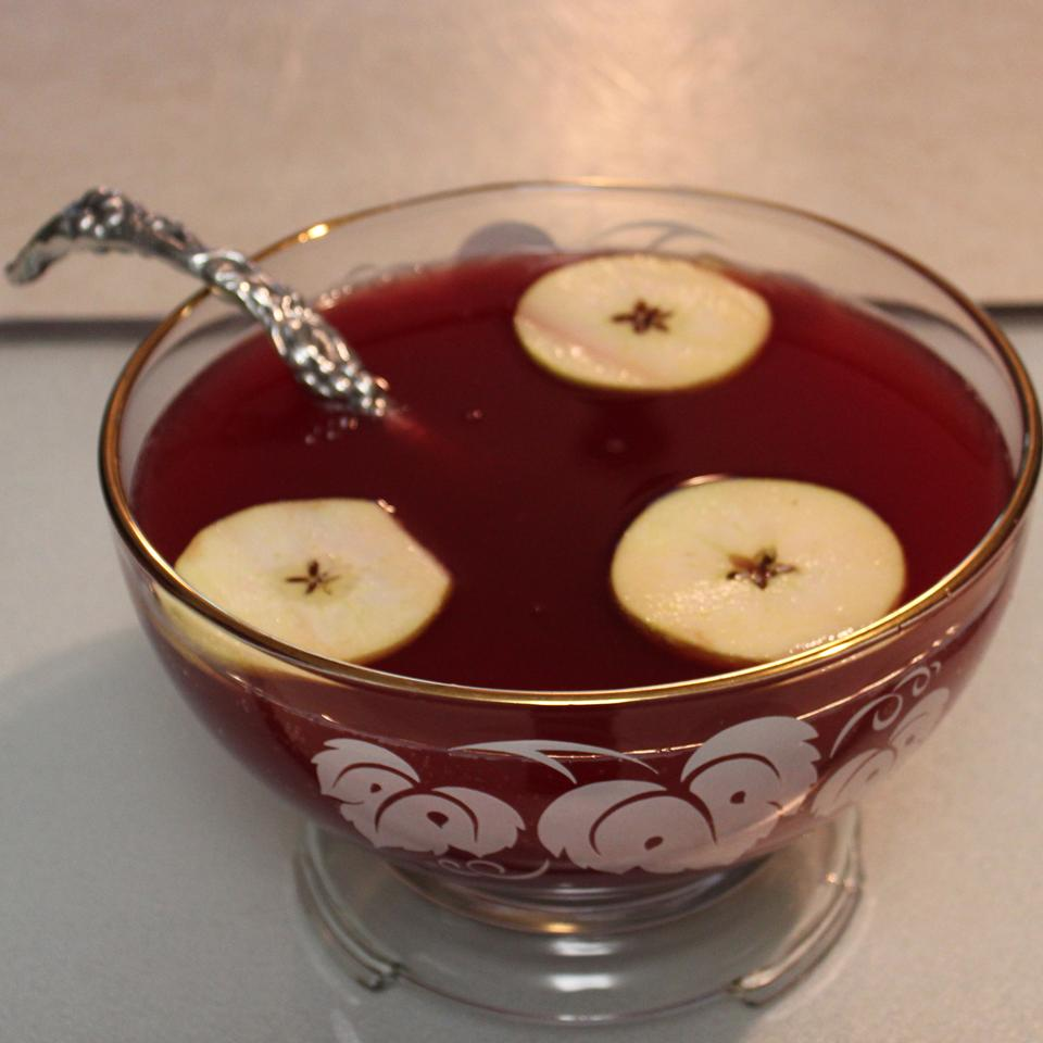Apple Orchard Punch