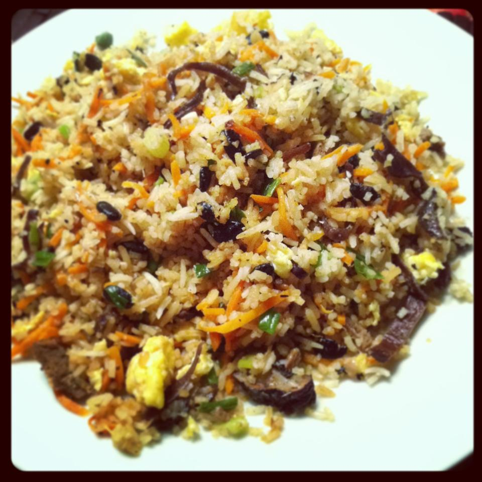 Fried Rice Bowl the Michael Hanna
