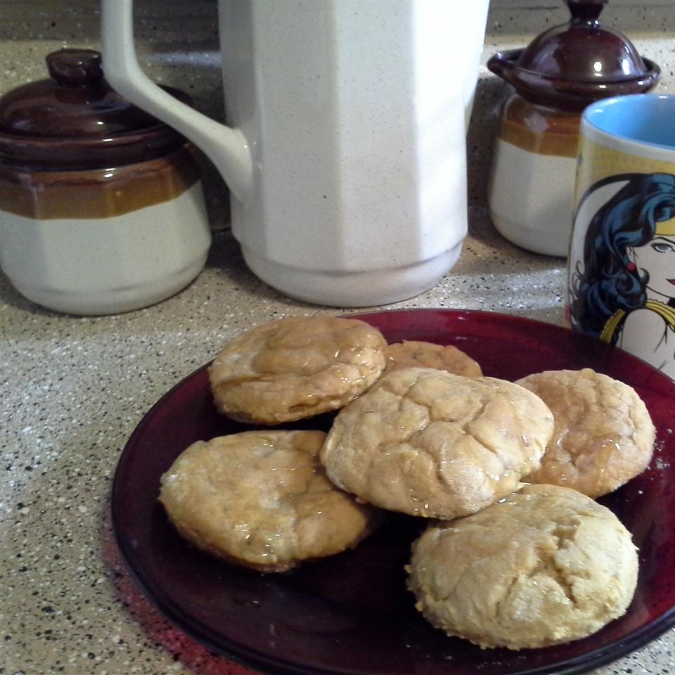 Sweet Potato Biscuits jessjess