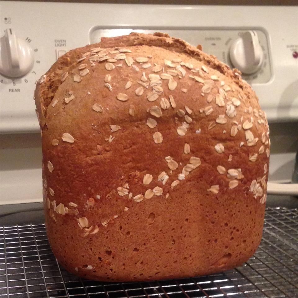 Oatmeal Molasses Bread Liz B.