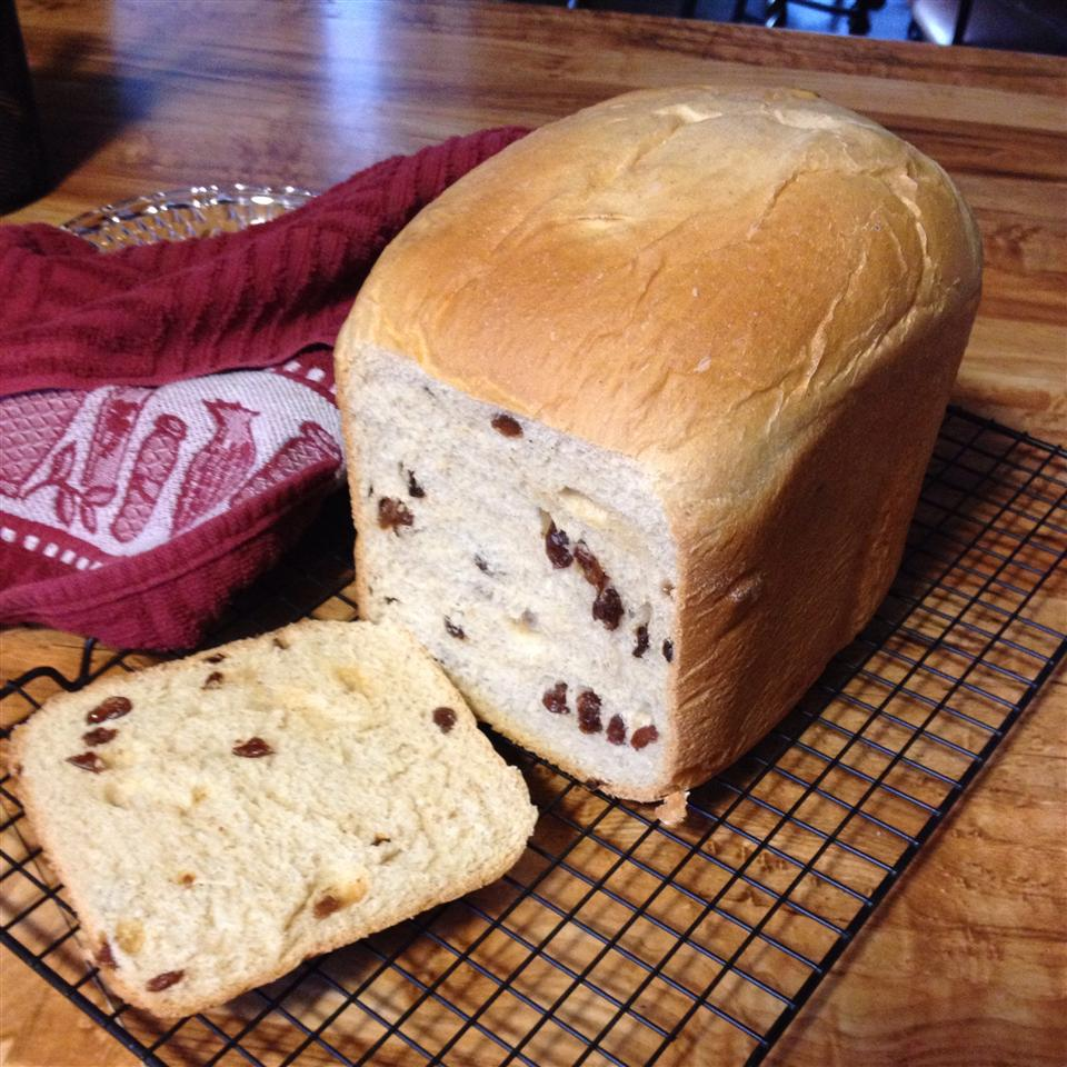 Cinnamon Raisin Bread II MARYLYN PISSERI