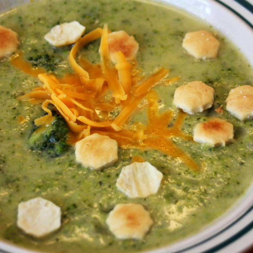 Cream of Broccoli Soup I William Anatooskin