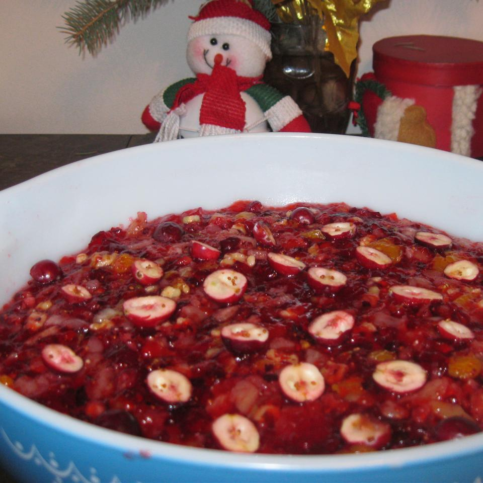 Mom G's Cranberry Jell-O® Salad