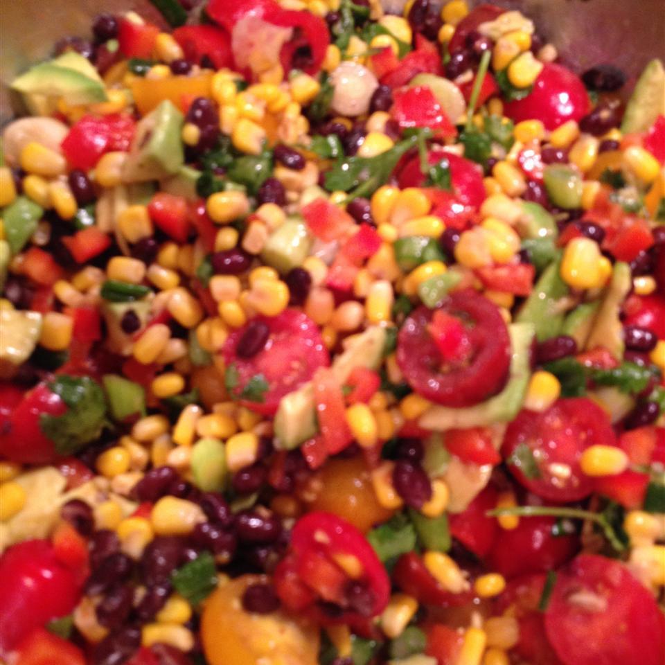 Black Bean and Corn Salad II michelemoss