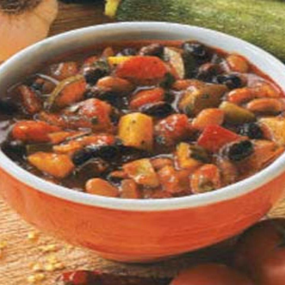 Slow Cooker Vegan Chili Tom
