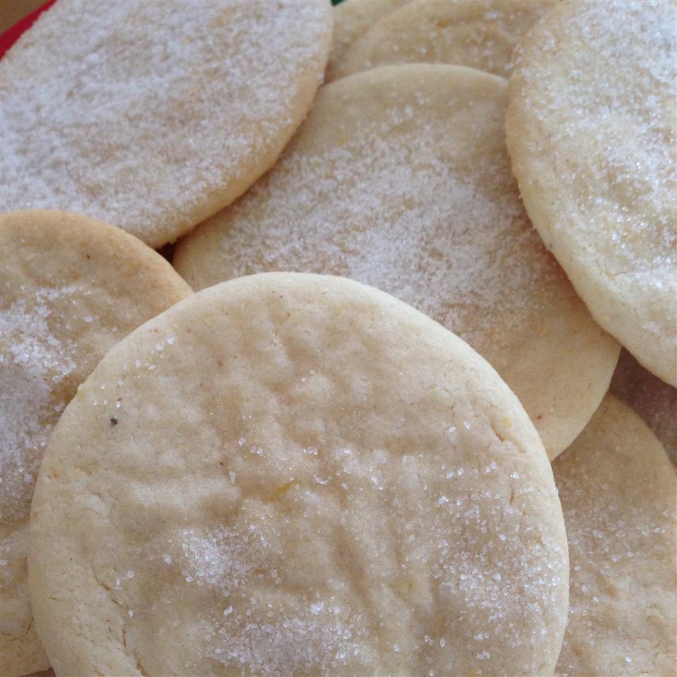 Grammie's Sweet Milk Cookies
