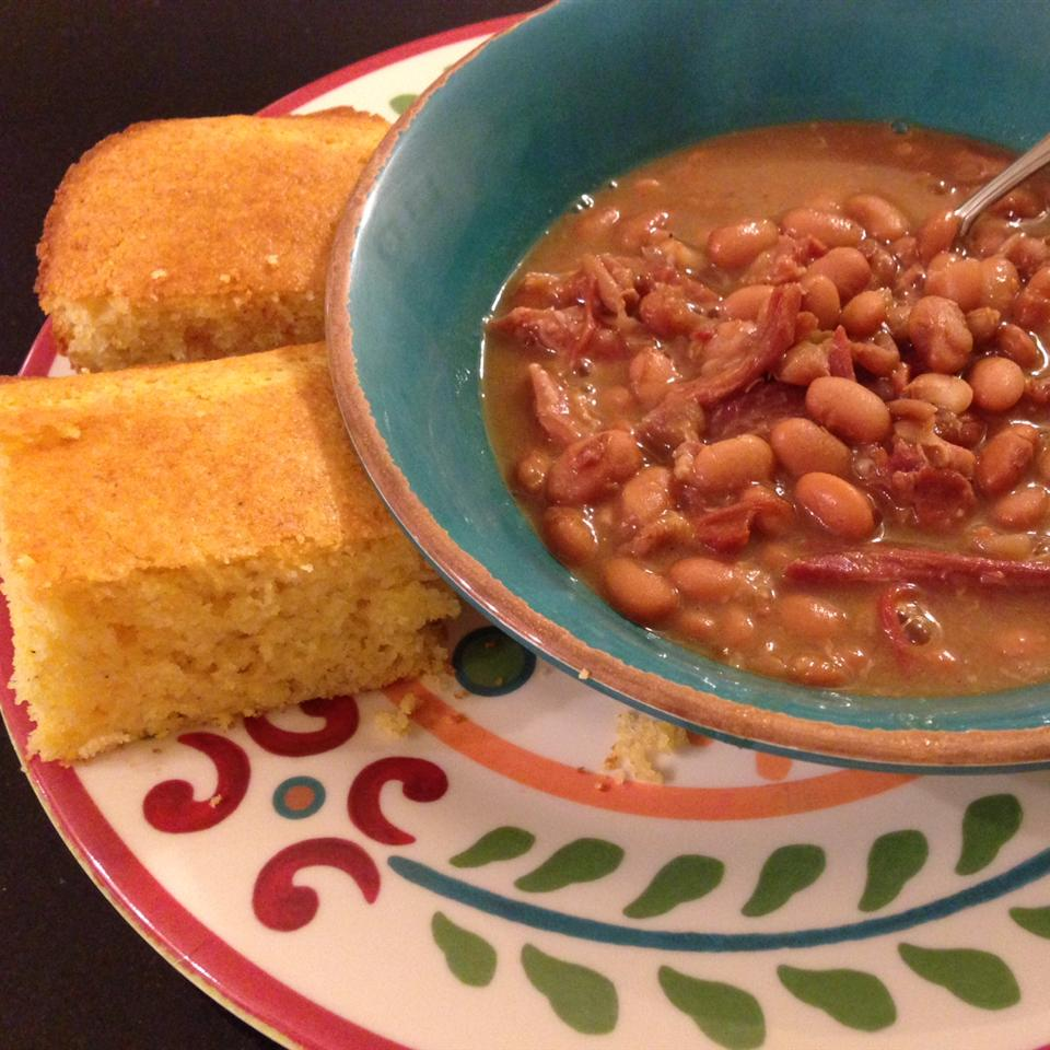 Southern Ham and Brown Beans SABRYSON
