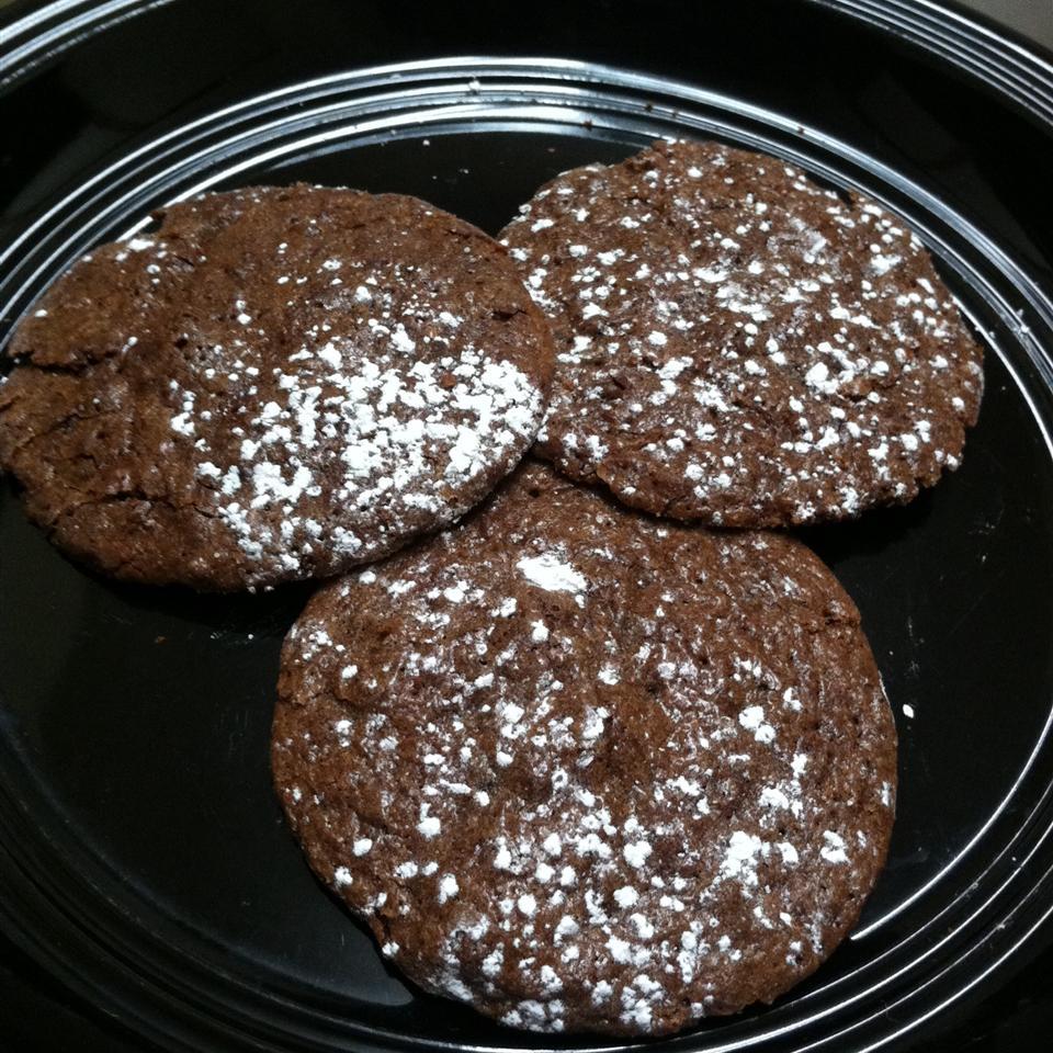 Chocolate Crisps April Sims