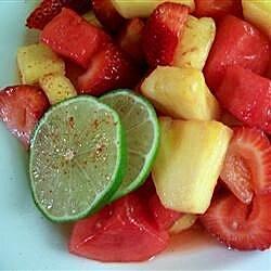 something different fruit salad recipe